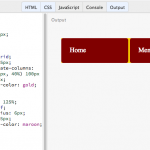 CSS for HTML