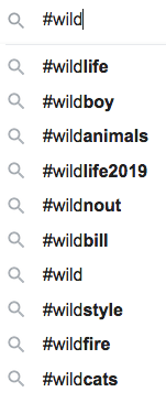 fig12-Content hashtags (#wild)